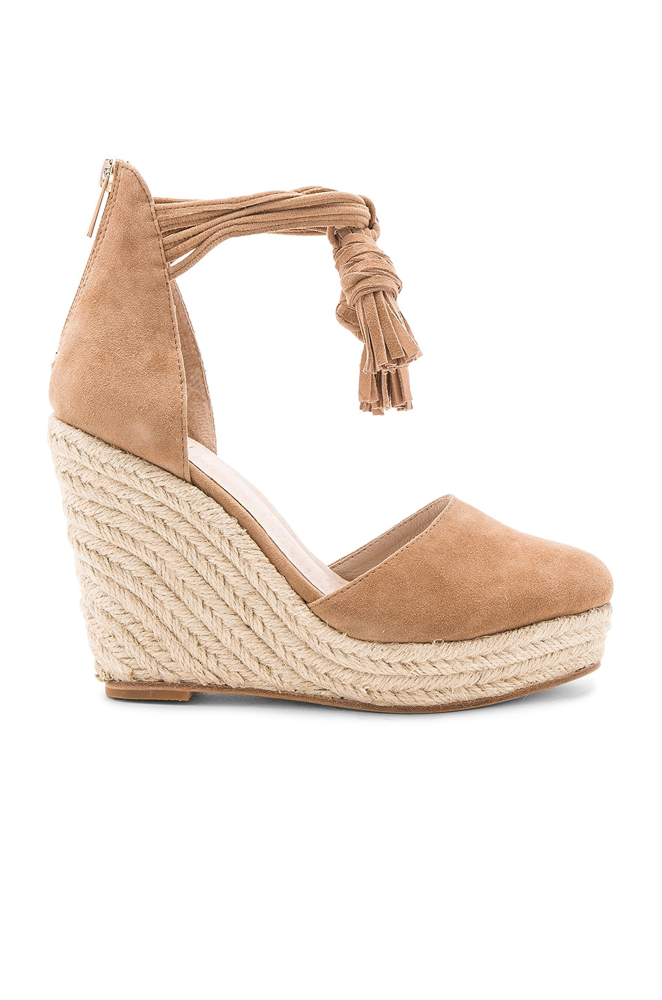 RAYE Dixie Wedge in Tan