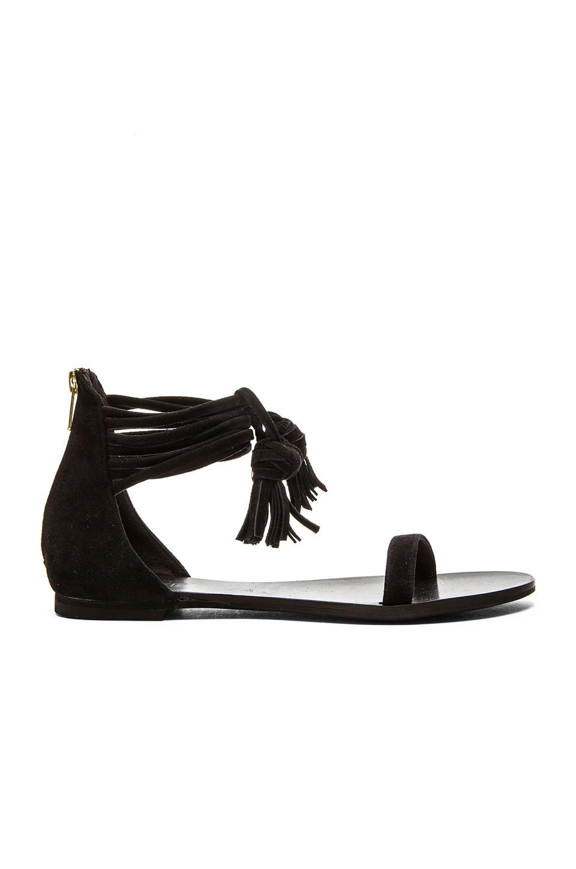 RAYE Skye Sandal in Black