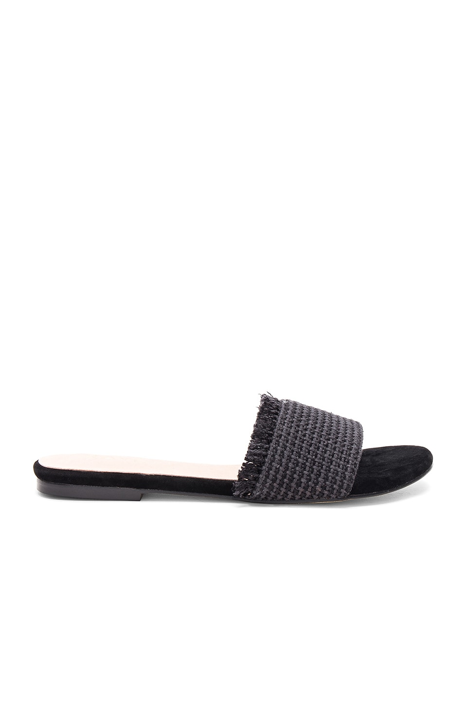 RAYE x REVOLVE Sawtelle Slide in Black