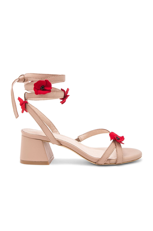 Cassia Sandal by Raye
