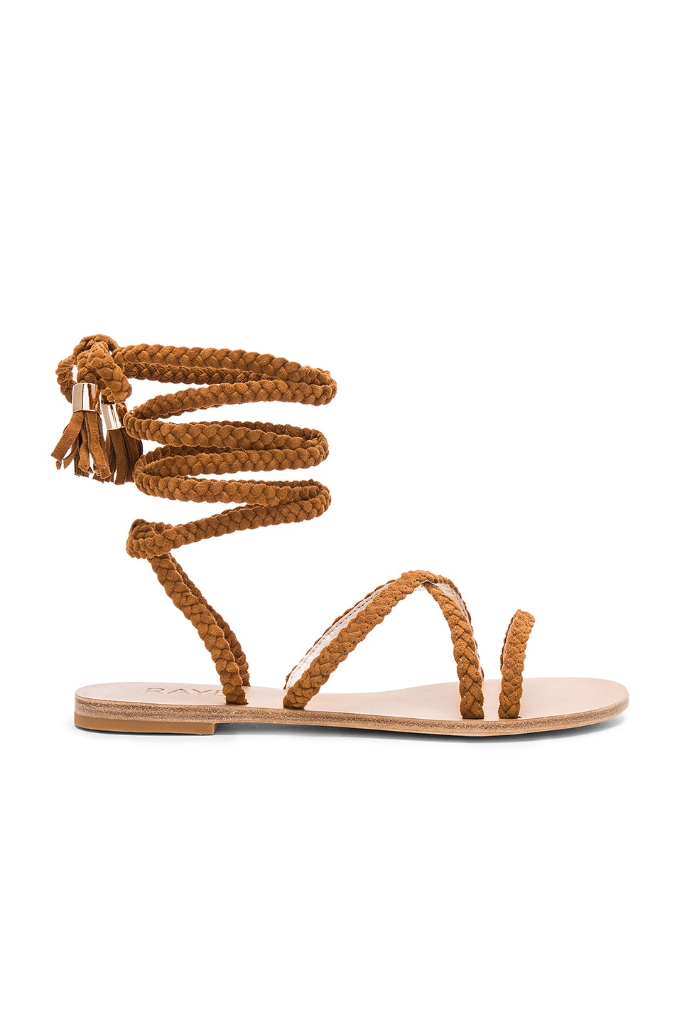 x REVOLVE Sadie Braid Sandal by Raye