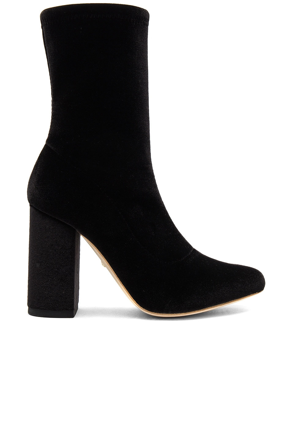RAYE Faris Boot in Black Velvet