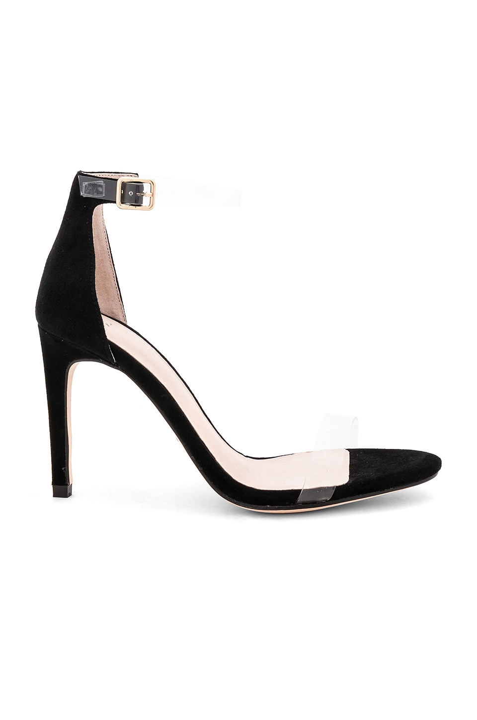 RAYE x REVOLVE Jameson Heel in Black