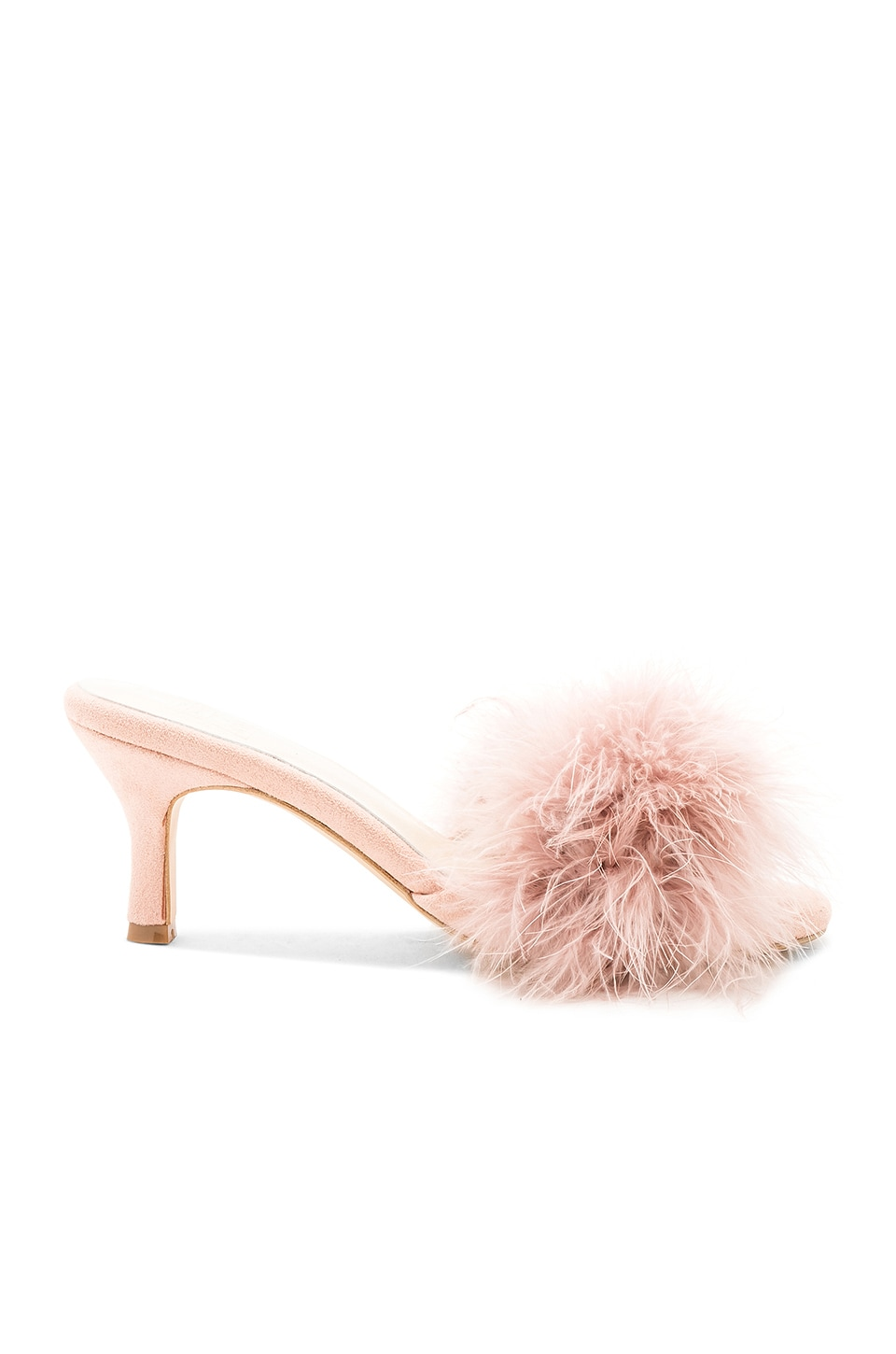 RAYE x STONE_COLD_FOX Crawford Heel in Blush
