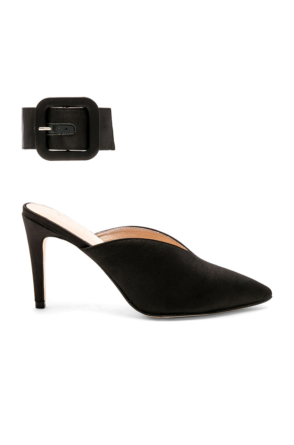 RAYE Buckley Mule in Black