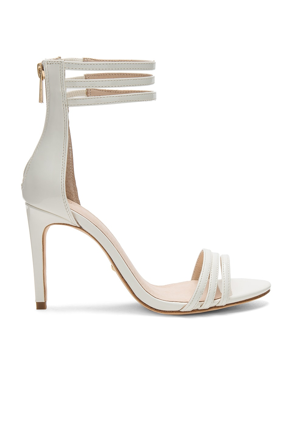 Adelaide Heel in Beige. - size 8 (also in 5.5,6.5,7,7.5,8.5,9,9.5) Raye