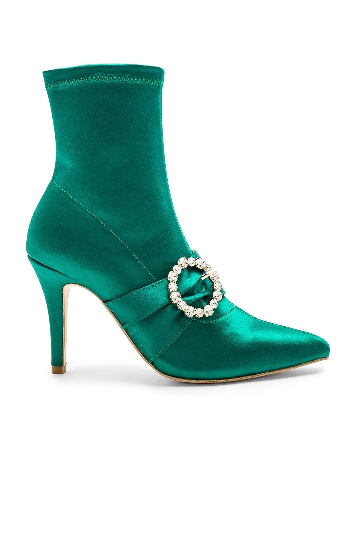 RAYE Bette Boot in Green