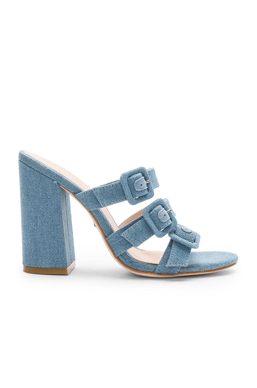RAYE Thane Heel in Light Blue