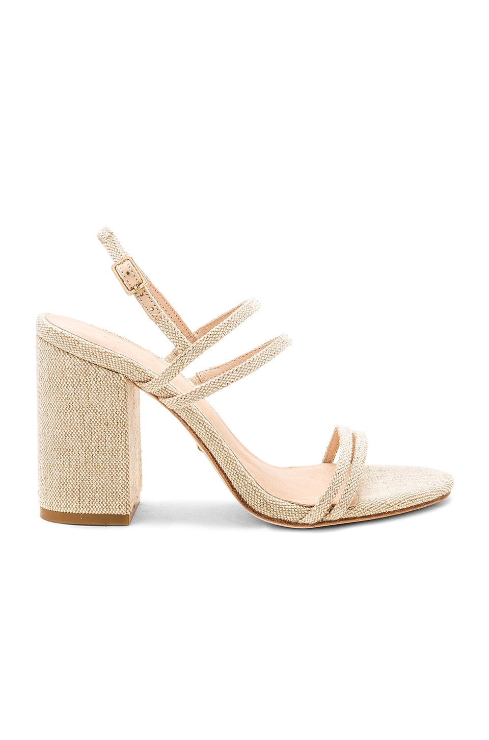 RAYE Limone Heel in Natural