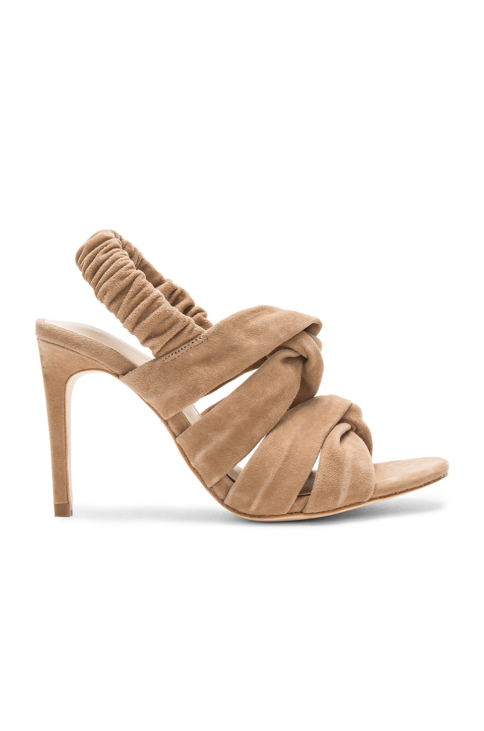 RAYE x House of Harlow 1960 Shenae Heel in Tan