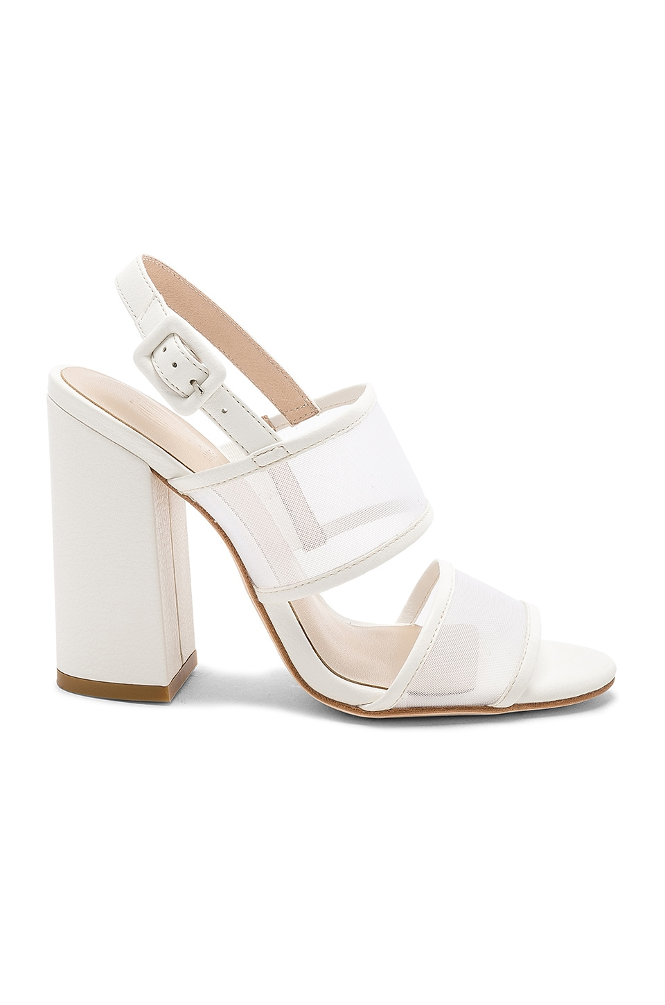 RAYE x House Of Harlow 1960 Sommers Heel in White