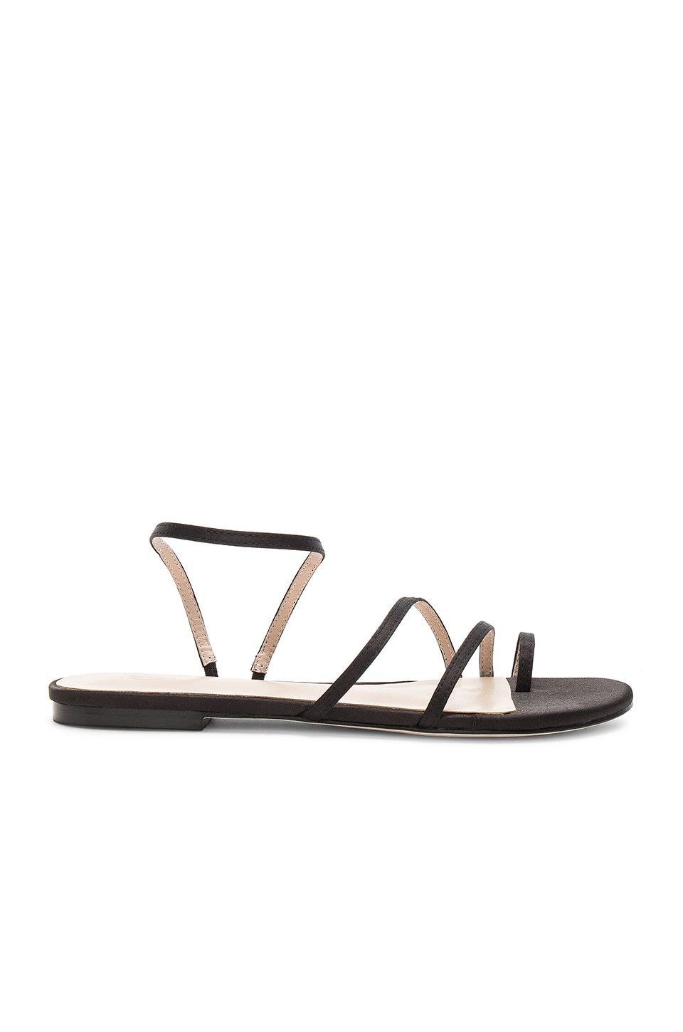 RAYE x House Of Harlow 1960 Isolla Sandal in Black