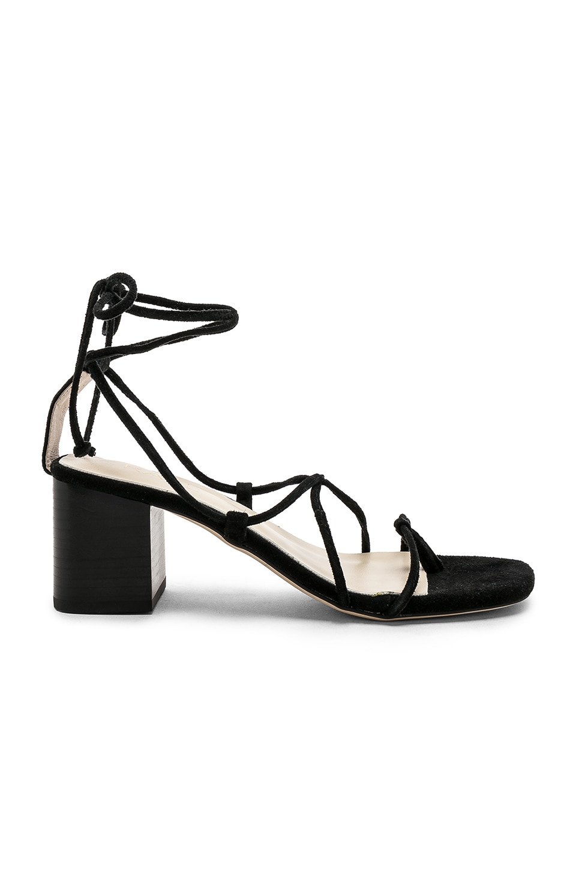 x STONE_COLD_FOX Bellissima Sandal in Black. - size 7 (also in 10,5.5,6,6.5,7.5,8,8.5,9,9.5) Raye
