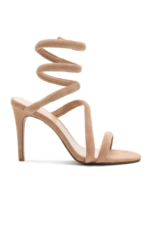 Juniper Heel in Tan. - size 6 (also in 10,5.5,6.5,7,7.5,8,8.5,9,9.5) Raye