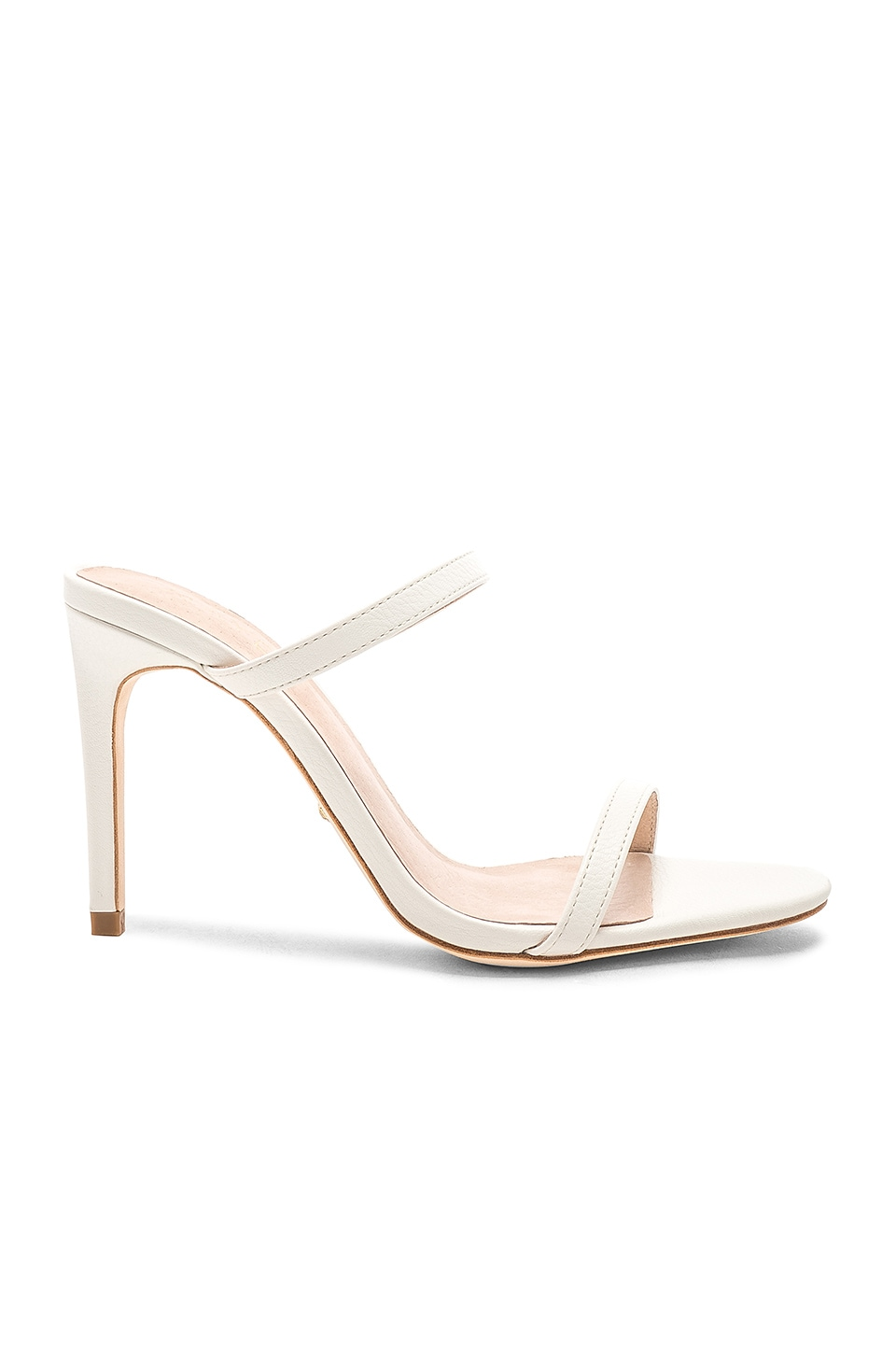 RAYE Nina Heel in White