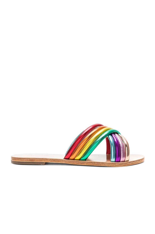 RAYE Ziggy Sandal in Multi