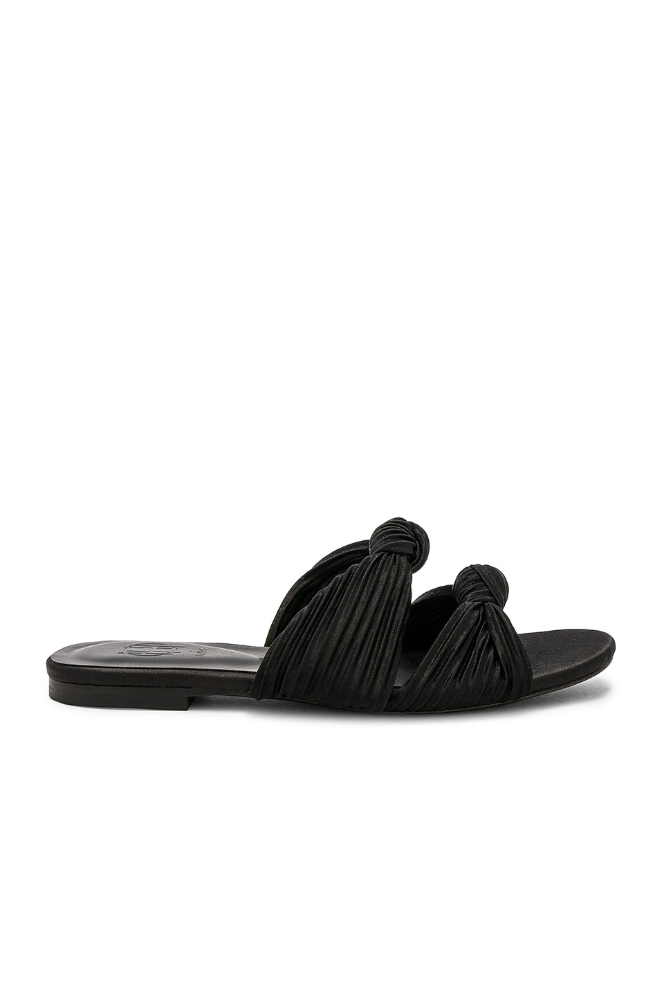 RAYE x House of Harlow 1960 Aspen Slide in Black