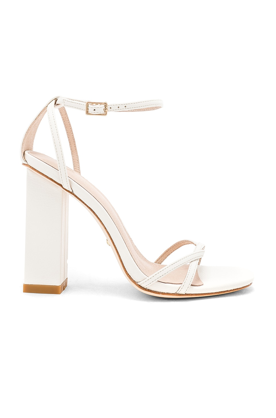 RAYE Hatty Heel in White