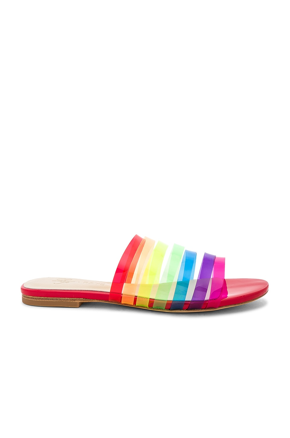 RAYE x Lovers + Friends Jorie Sandal in Multi