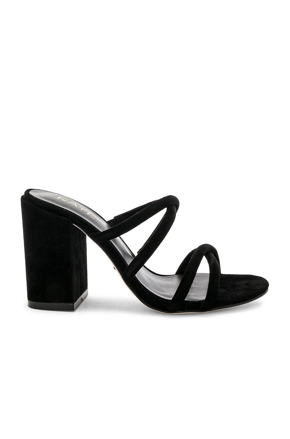 RAYE Caia Heel in Black