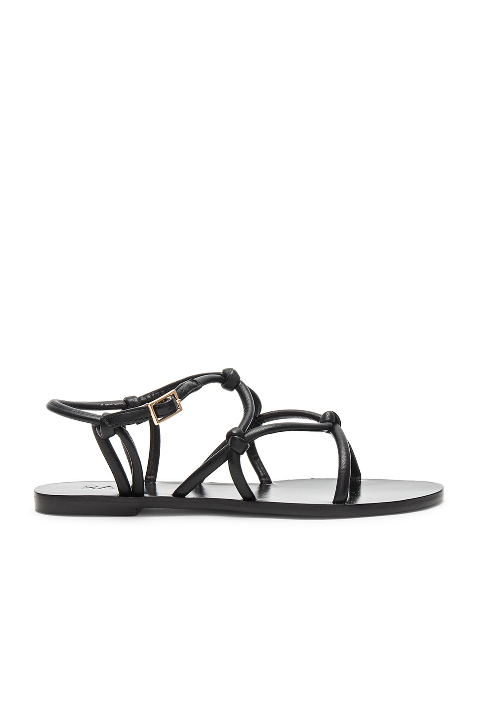 RAYE Danica Sandal in Black