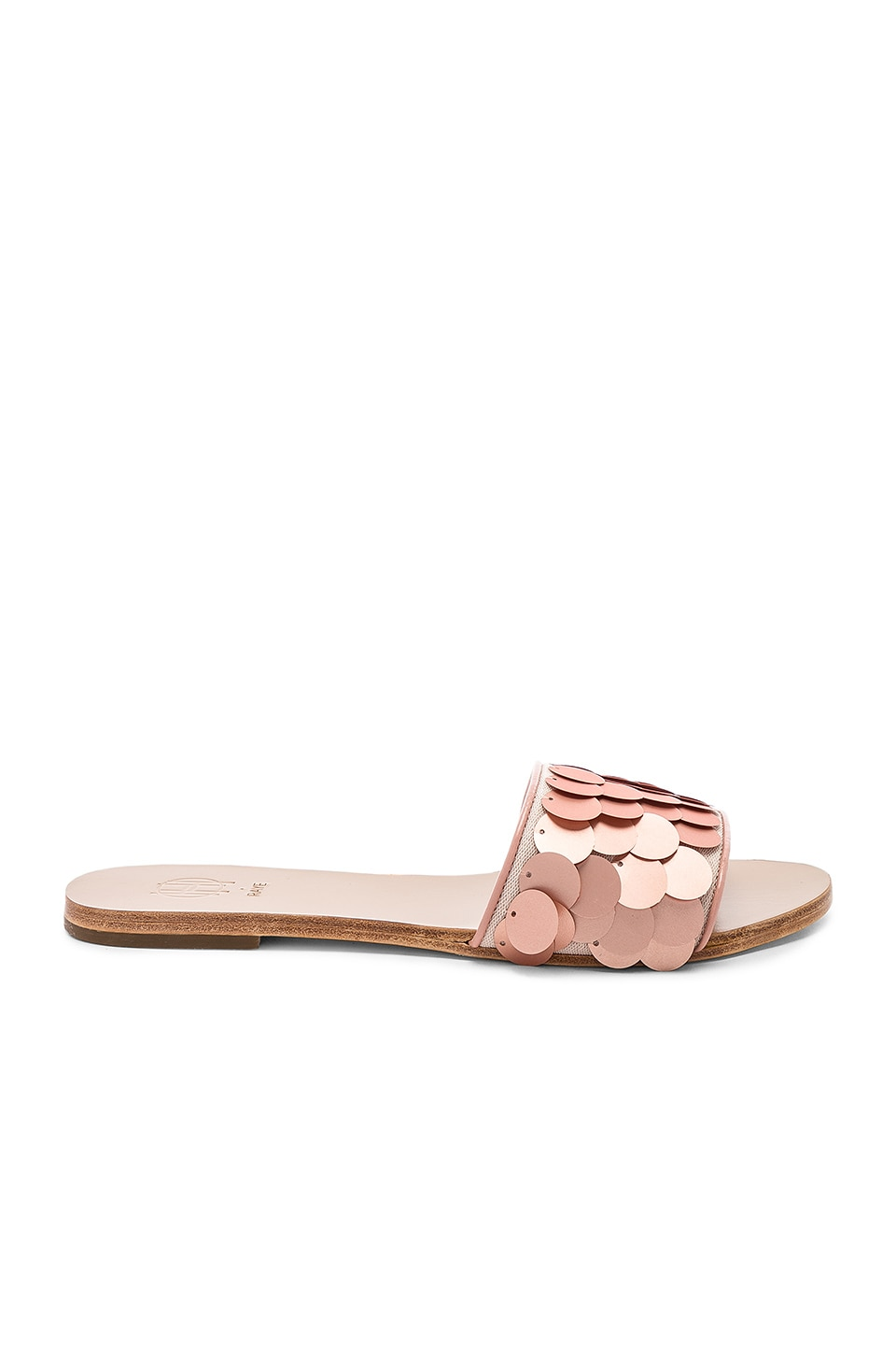 RAYE x House Of Harlow 1960 Leilani Slide in Blush