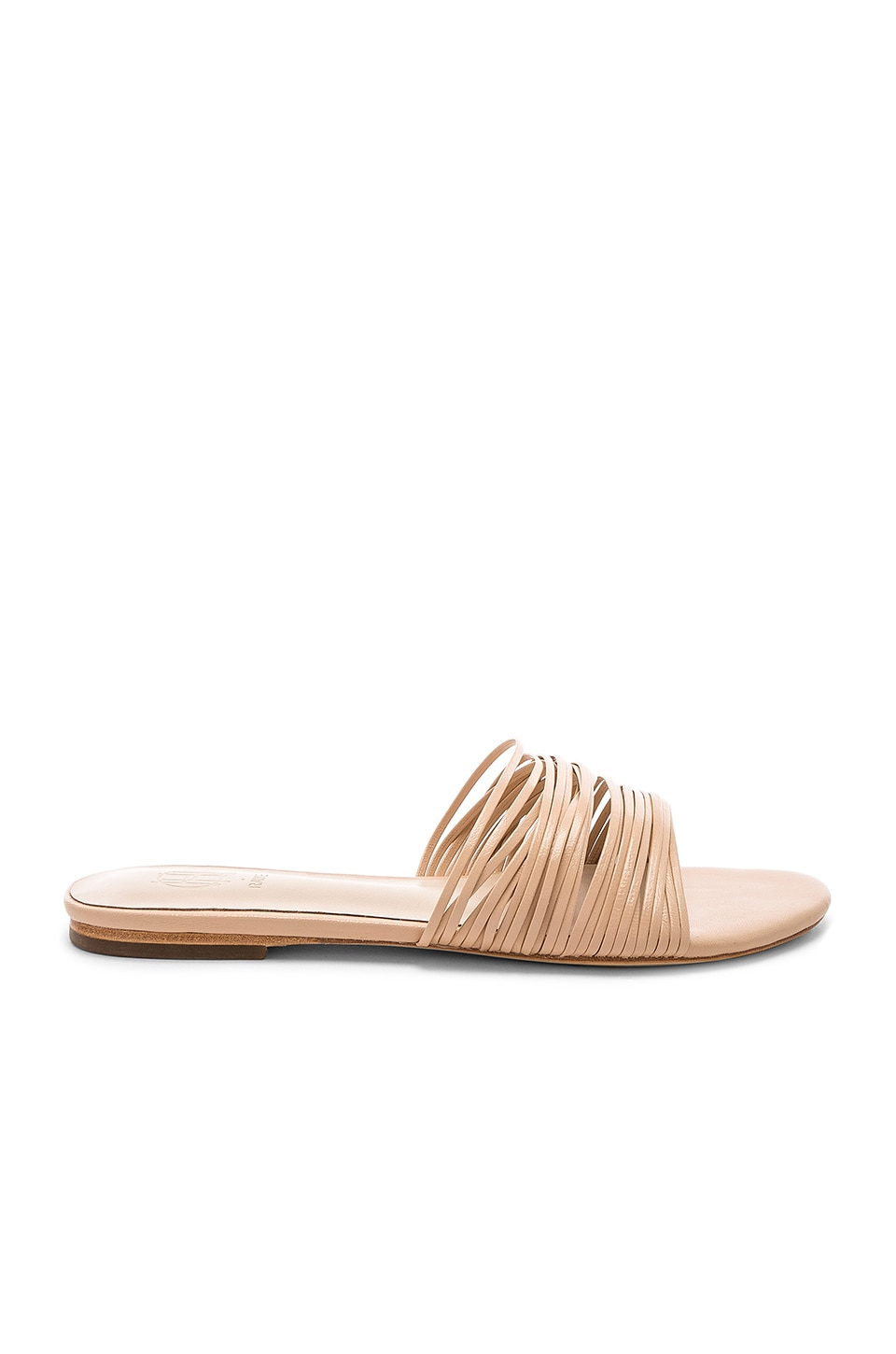 RAYE x House Of Harlow 1960 Lillo Slide in Nude