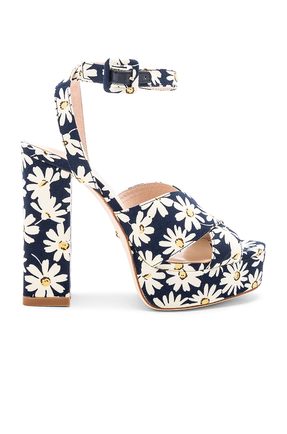 RAYE x House Of Harlow 1960 Mark Heel in Navy