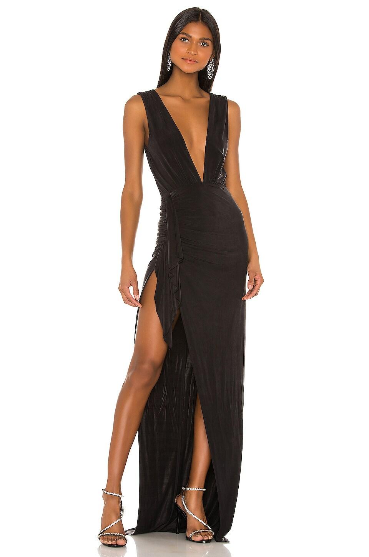 Rêve Riche Adnana Dress in Black