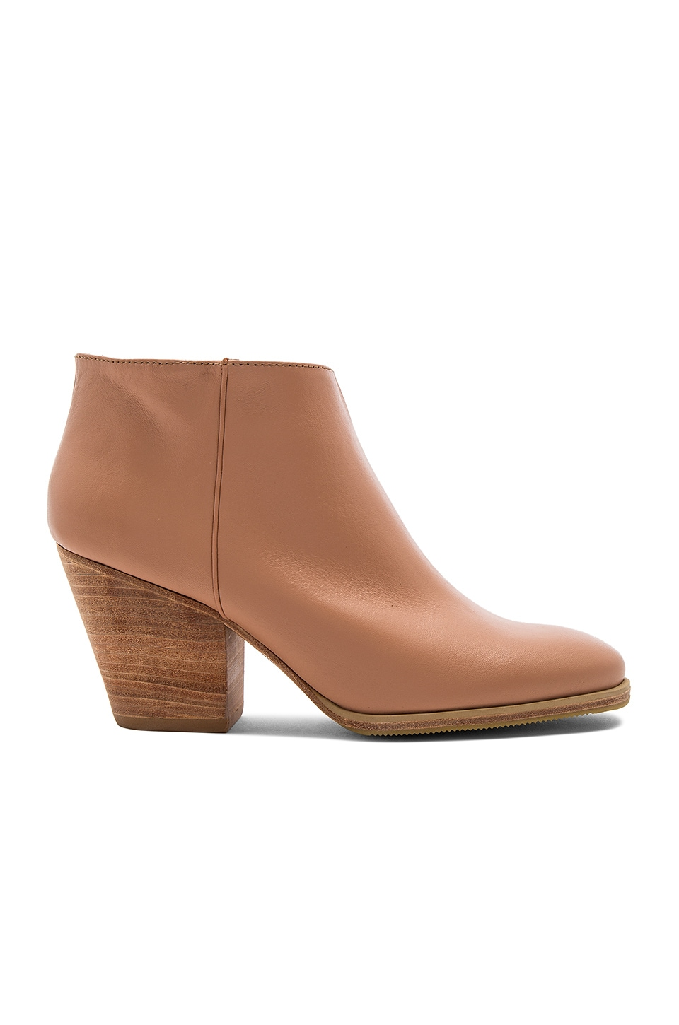Rachel Comey Mars Bootie in Polished Clay