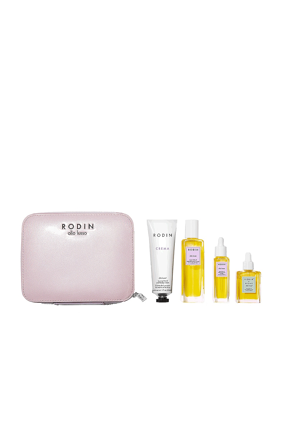 Rodin Olio Lusso Travel Kit in Lavender Absolute