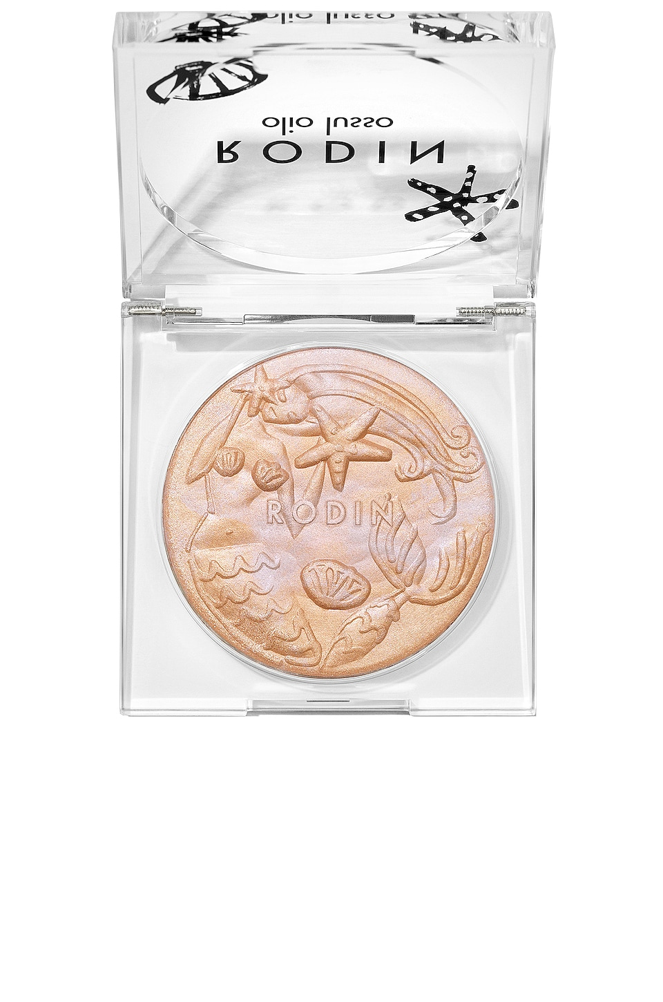 Rodin Mermaid Luxury Illuminating Powder in Siren