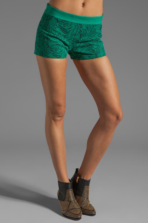 ROSEanna Gotye Short in Tiger Vert