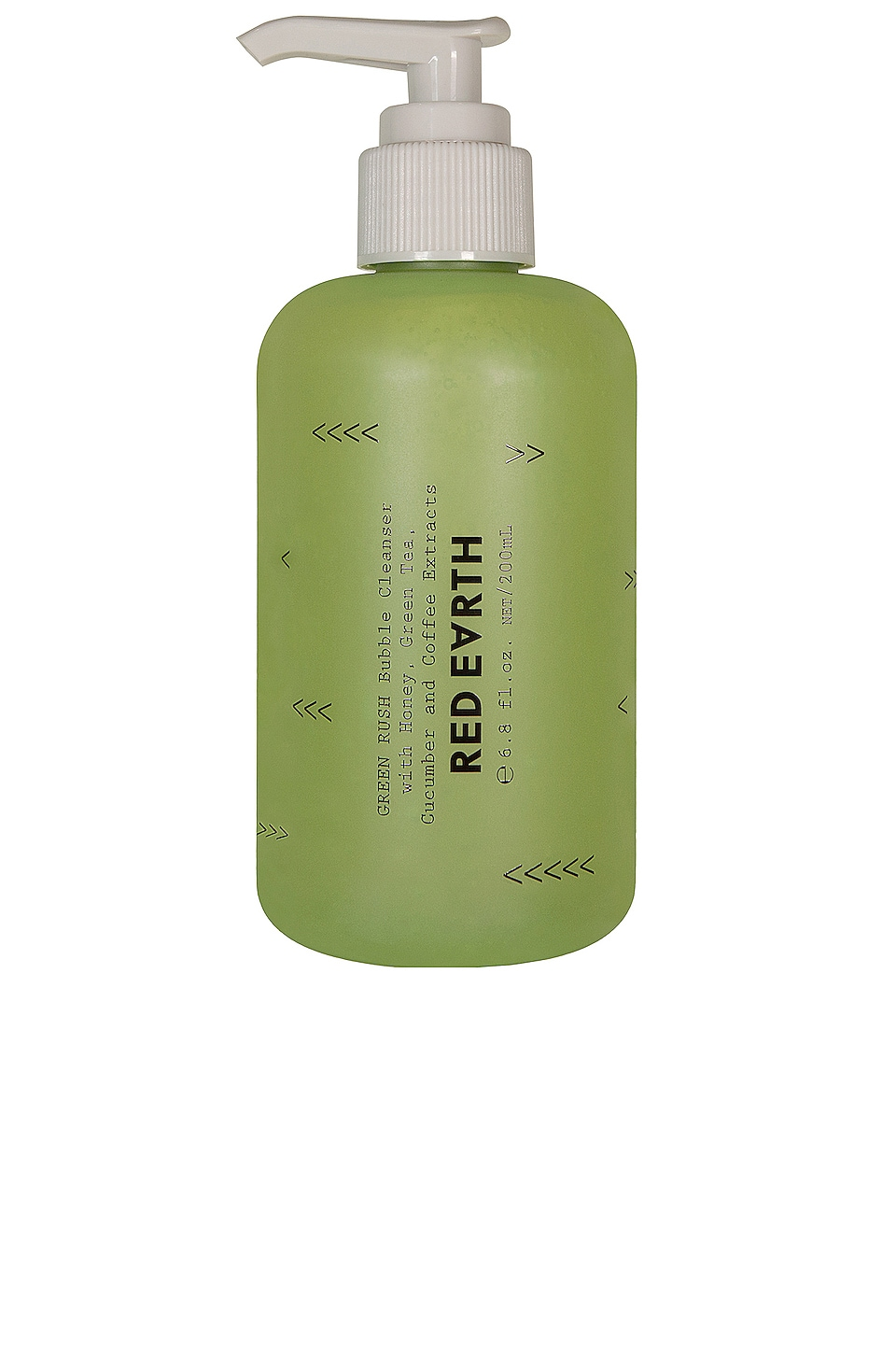 Red Earth Green Rush Bubble Cleanser