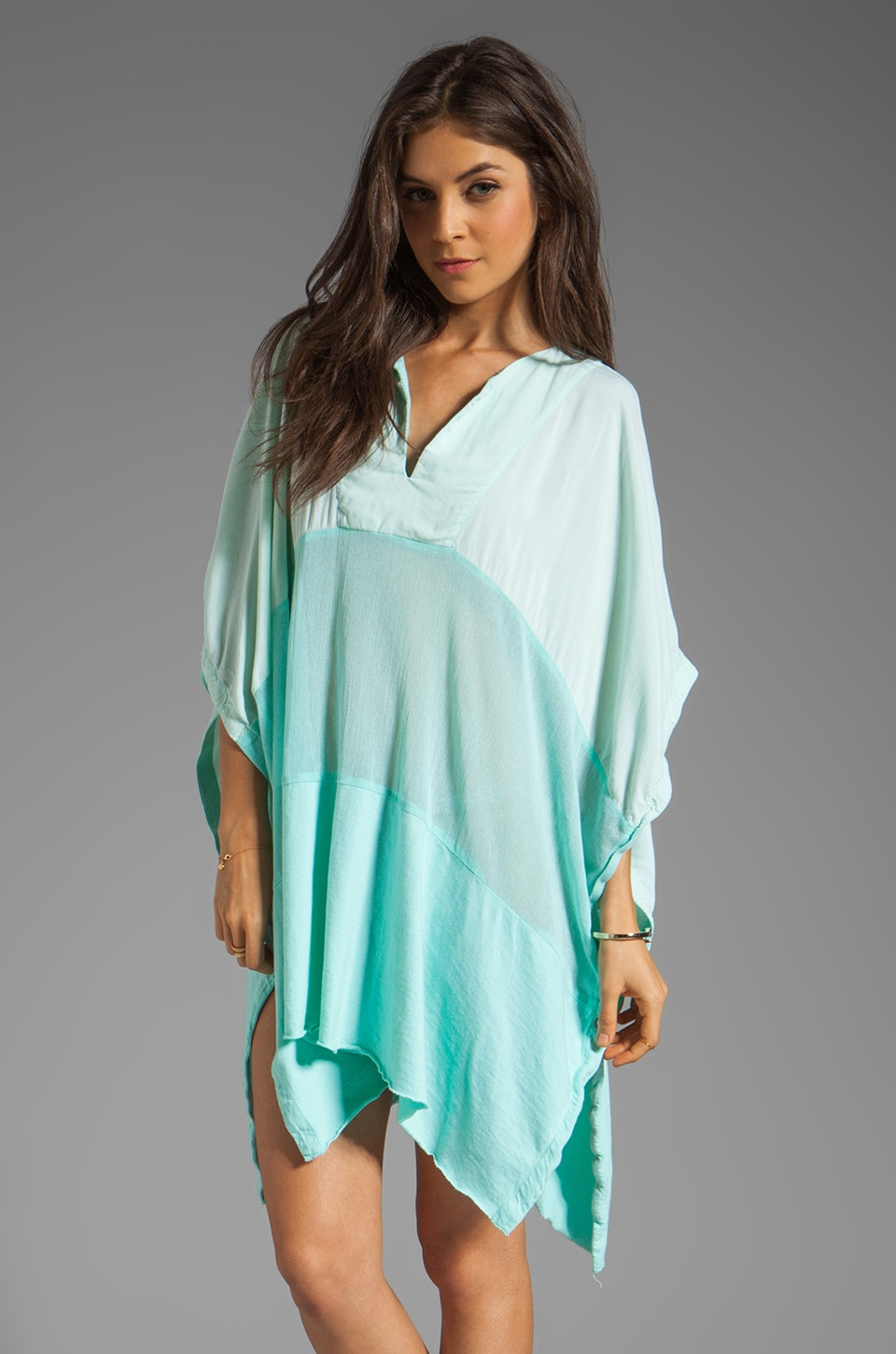 Rebel Yell June Kaftan in Vintage Mint