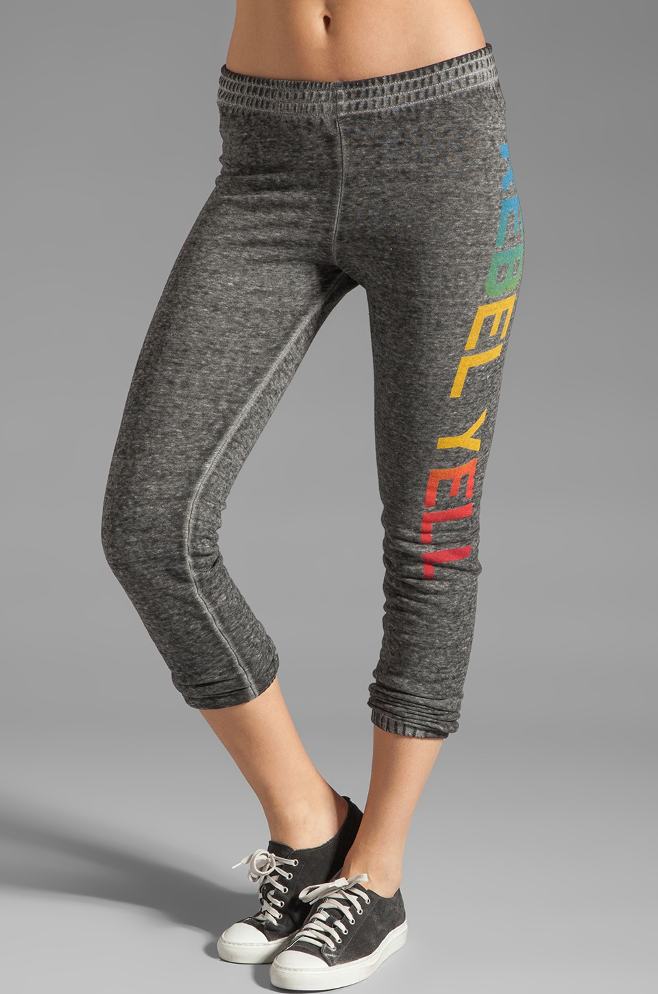 Rebel Yell RY Favorite Sweats in Black
