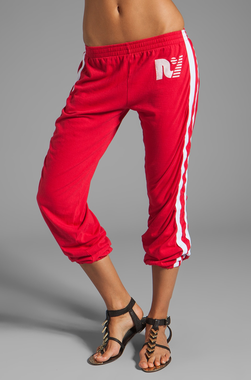 Rebel Yell Warm Ups in Vintage Red