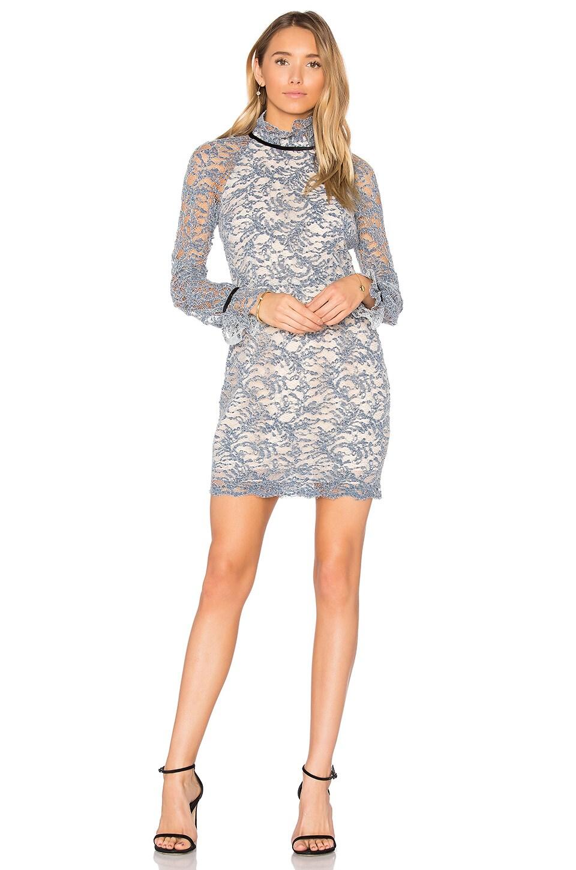 Alexa Mini Dress by Rebecca Vallance