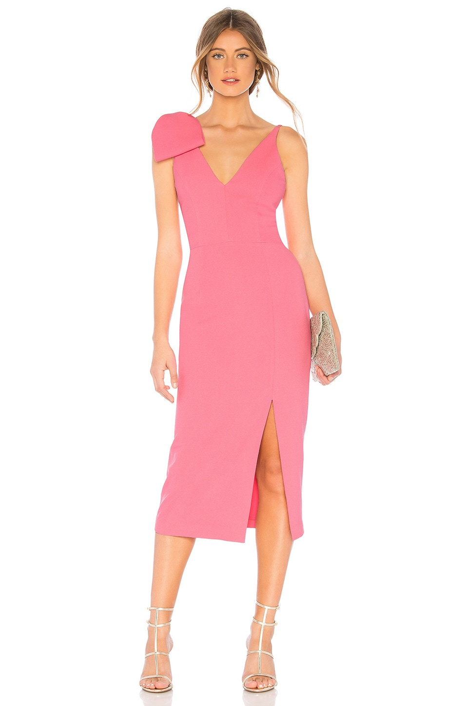 Rebecca Vallance Love Bow Dress
