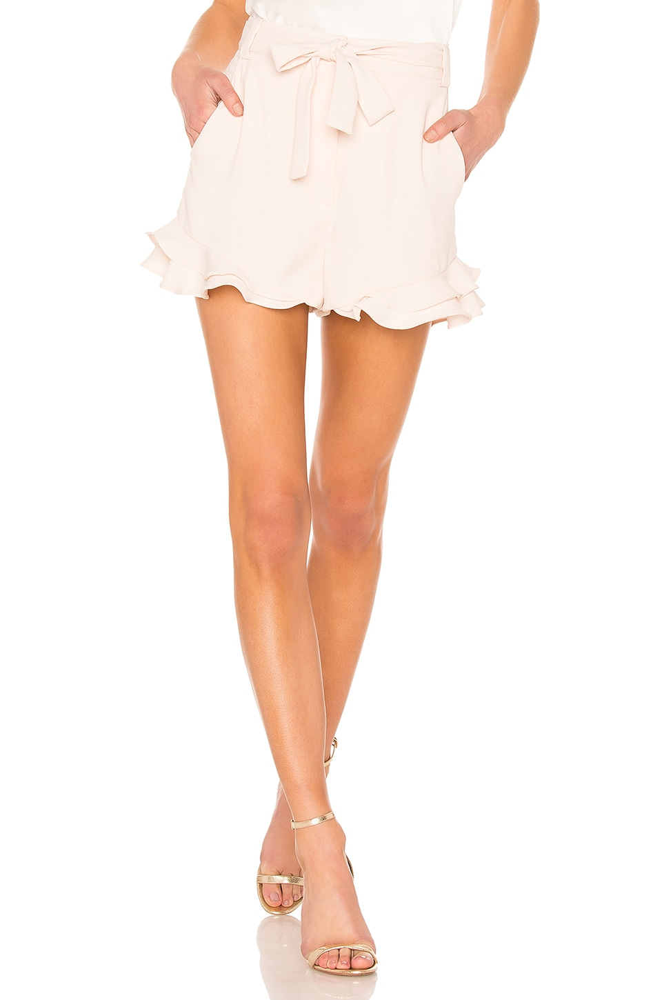 Rebecca Vallance Bellisima Short in Peony