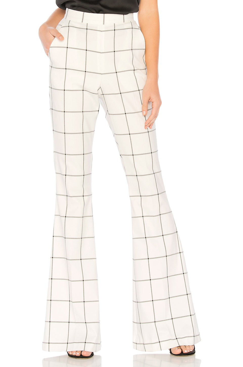 Rebecca Vallance Pierre Pant in Ivory