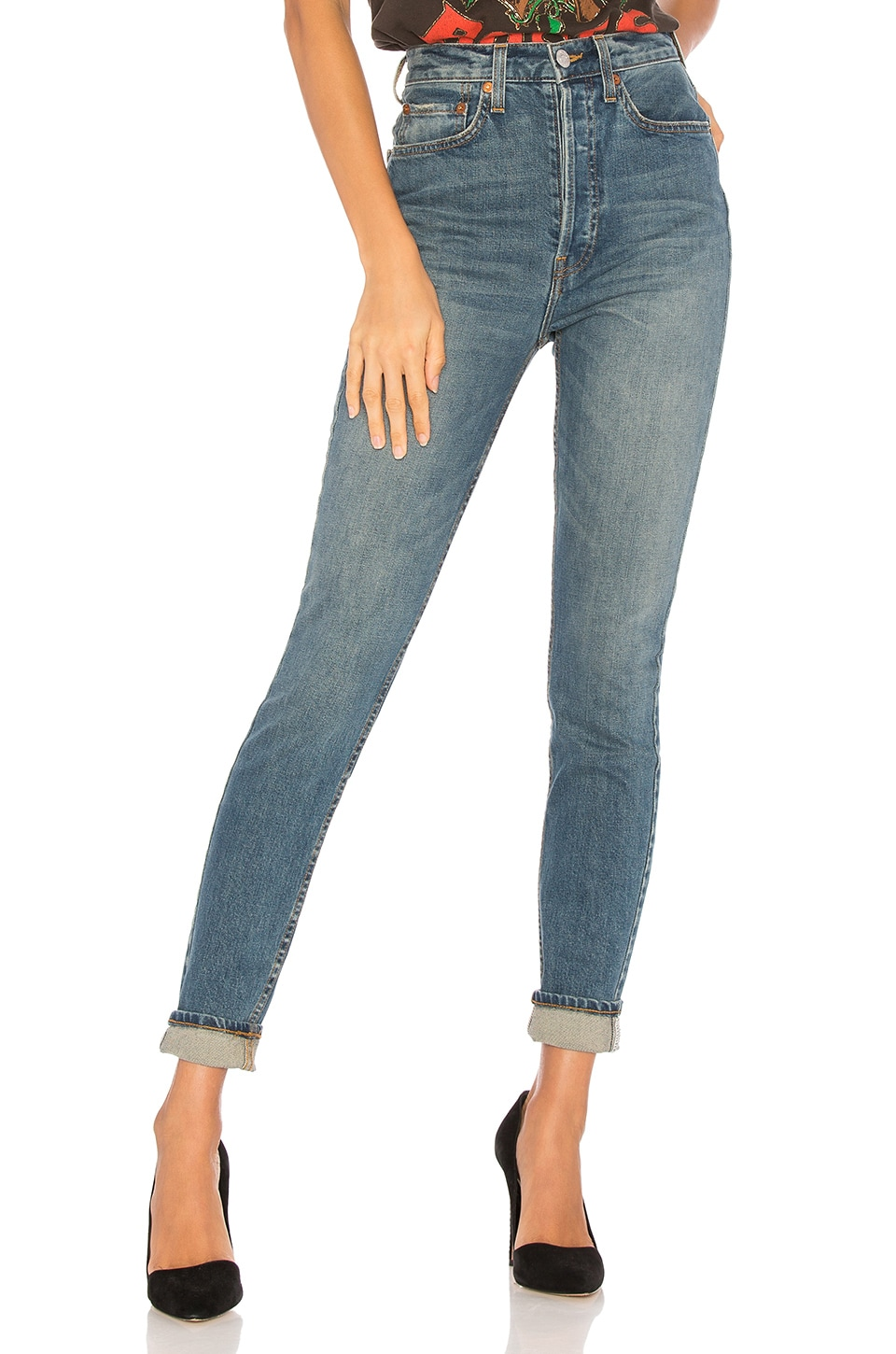 competitive price color brilliancy reliable quality Originals Ultra High Rise Skinny with Stretch