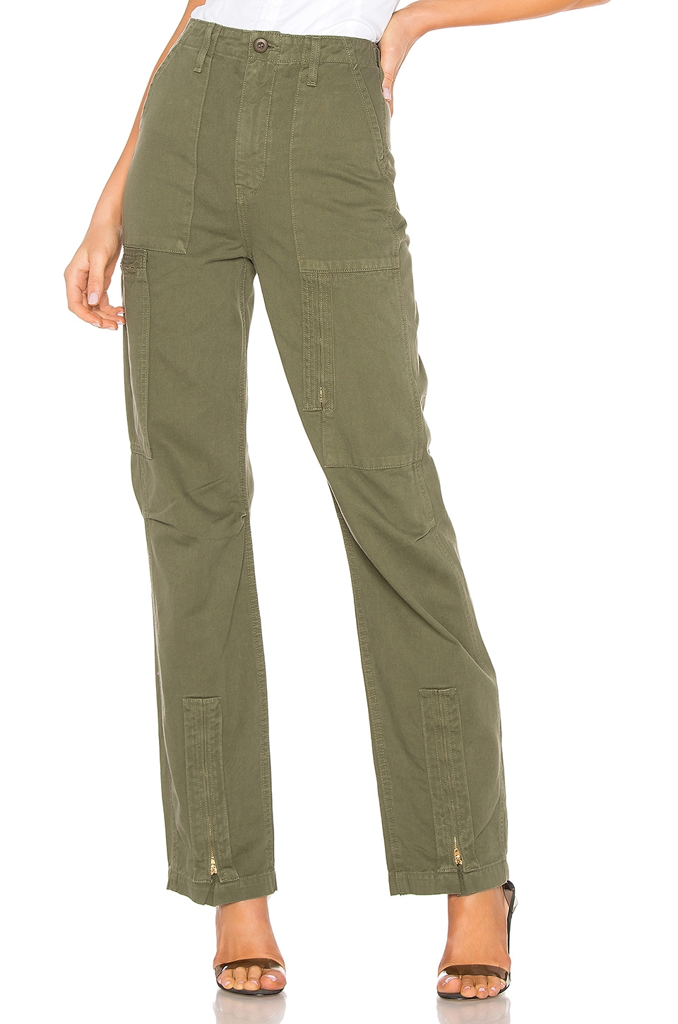 RE/DONE PANTALON CARGO