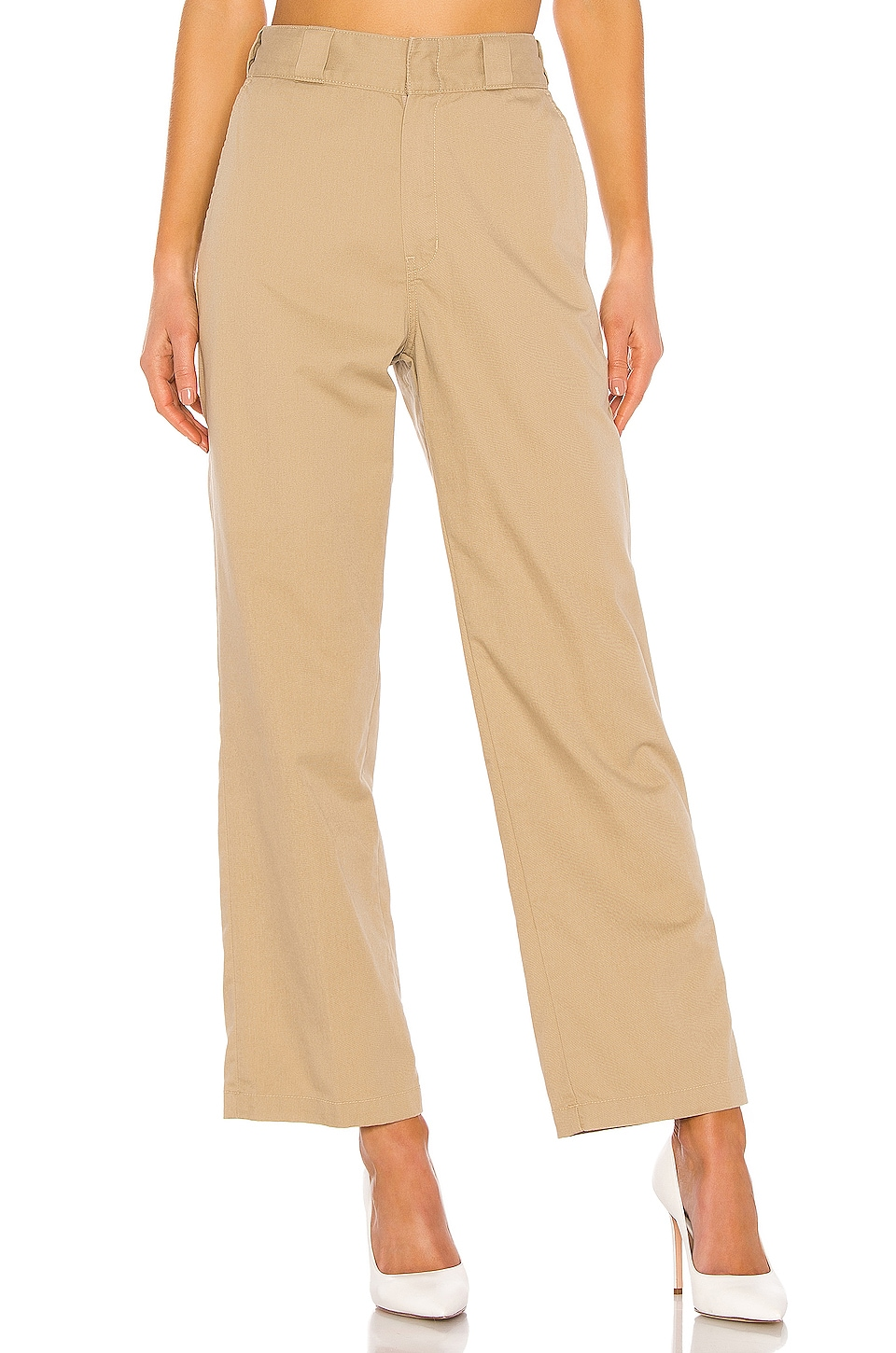 RE/DONE IDGAF Trouser in Khaki