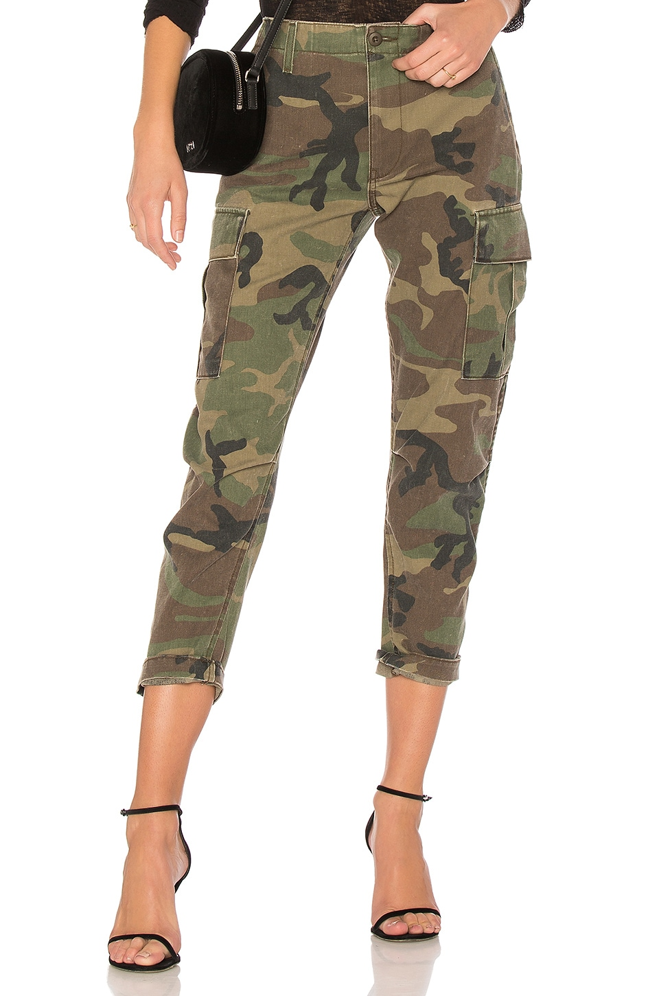 RE/DONE Originals Cargo Pants in Camo