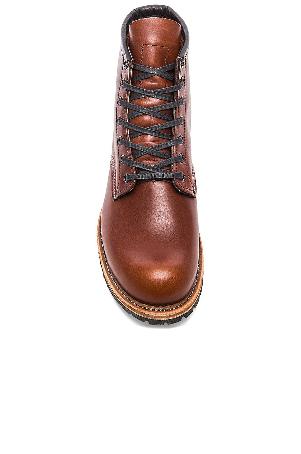"Red Wing Shoes Beckman 6"" Classic Round in Cigar Featherstone"
