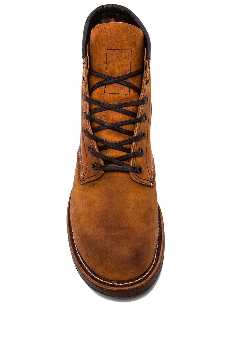 "Red Wing Shoes 6"" Round in Copper Yuma"