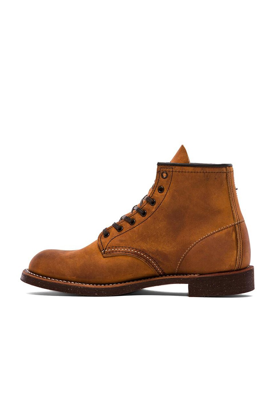 """Red Wing Shoes 6"""" Round in Copper Yuma"""