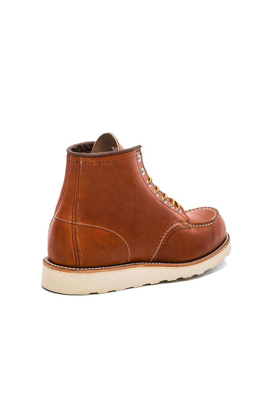 "Red Wing Shoes 6"" Moc Toe in Oro Legacy"