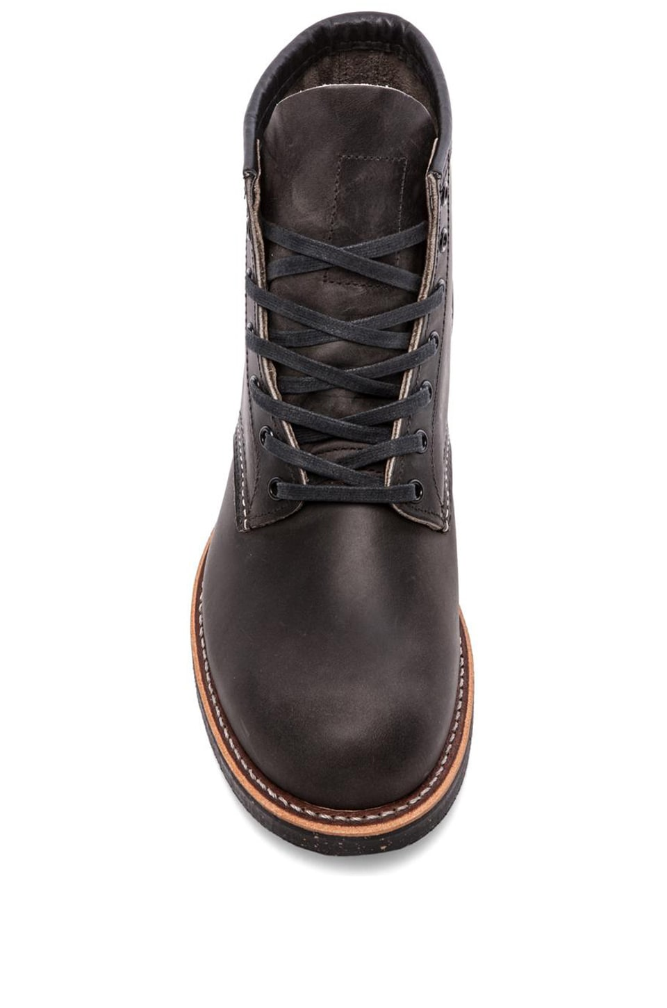 "Red Wing Shoes 6"" Blacksmith Round Toe in Charcoal Rough"